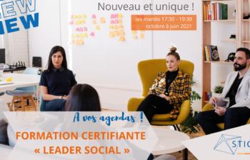 Formation Leader Social